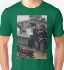 James Tissot - Richmond Bridge Unisex T-Shirt