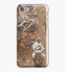 James Tissot - Rebecca Meets Isaac By The Way iPhone Case/Skin