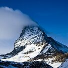 Clouds on The Matterhorn 2 by Steve plowman