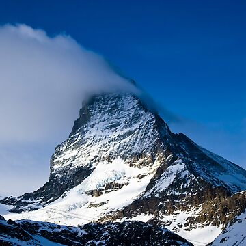 Clouds on The Matterhorn 2 by pluffy