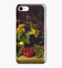 James Peale, Sr. - Still Life With Vegetables iPhone Case/Skin