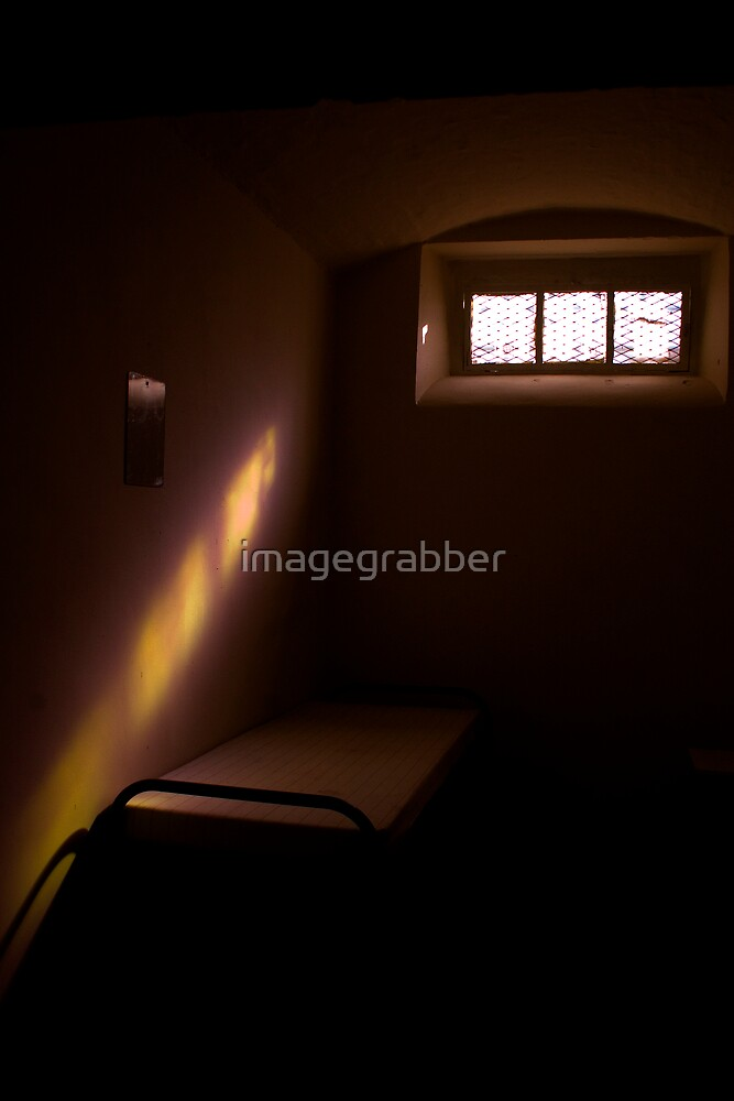 gaol bed by imagegrabber