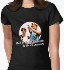 Thelma And Louise Margaritas by the sea T-Shirt