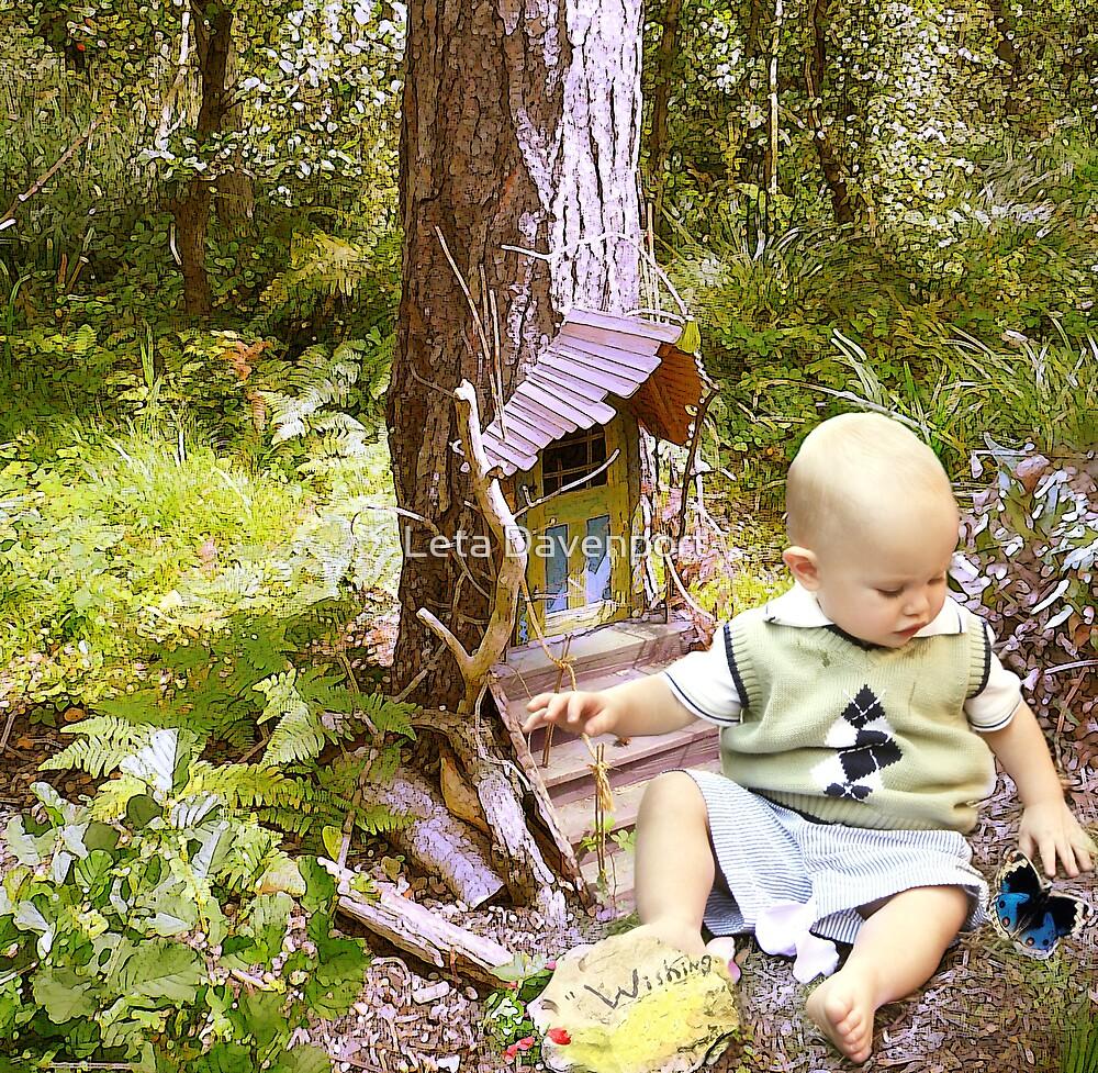 Little Boys by Leta Davenport