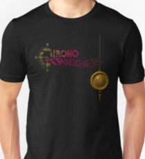 Chrono Trigger (Snes) Title Screen T-Shirt