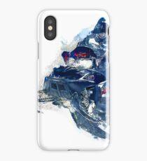 Flying Snowmobiler iPhone Case/Skin