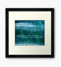 Dazzling lights VII Framed Print