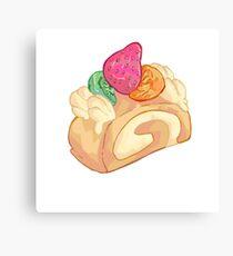 sweet roll Canvas Print