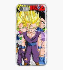 anime dragon ball Songoku son goku dragonball Z GT 11 iPhone Case/Skin
