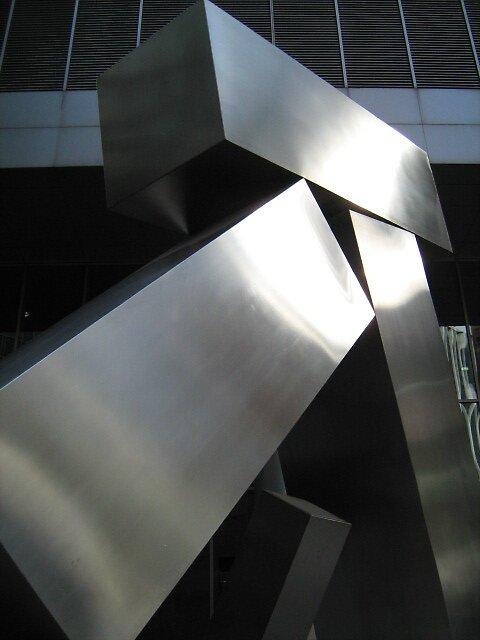 Sculpture by Sarah Niemi