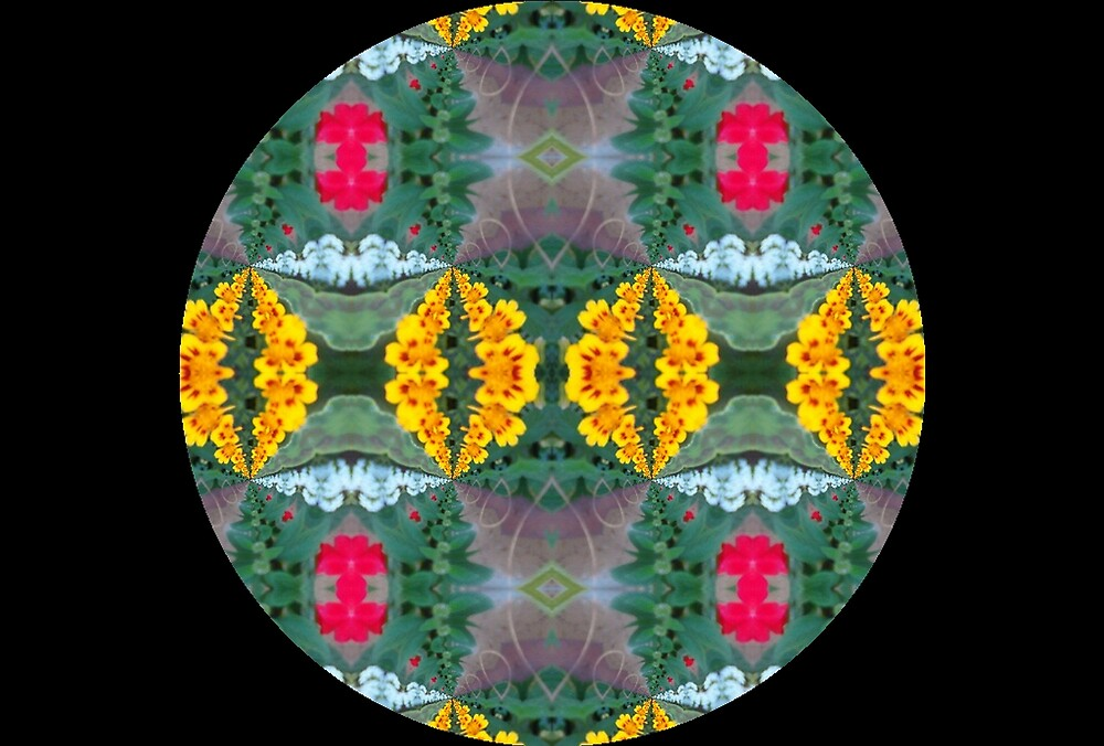 Springtime Mandala by angelheart