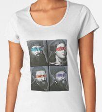 NINJA TURTLES RENAISSANCE Women's Premium T-Shirt