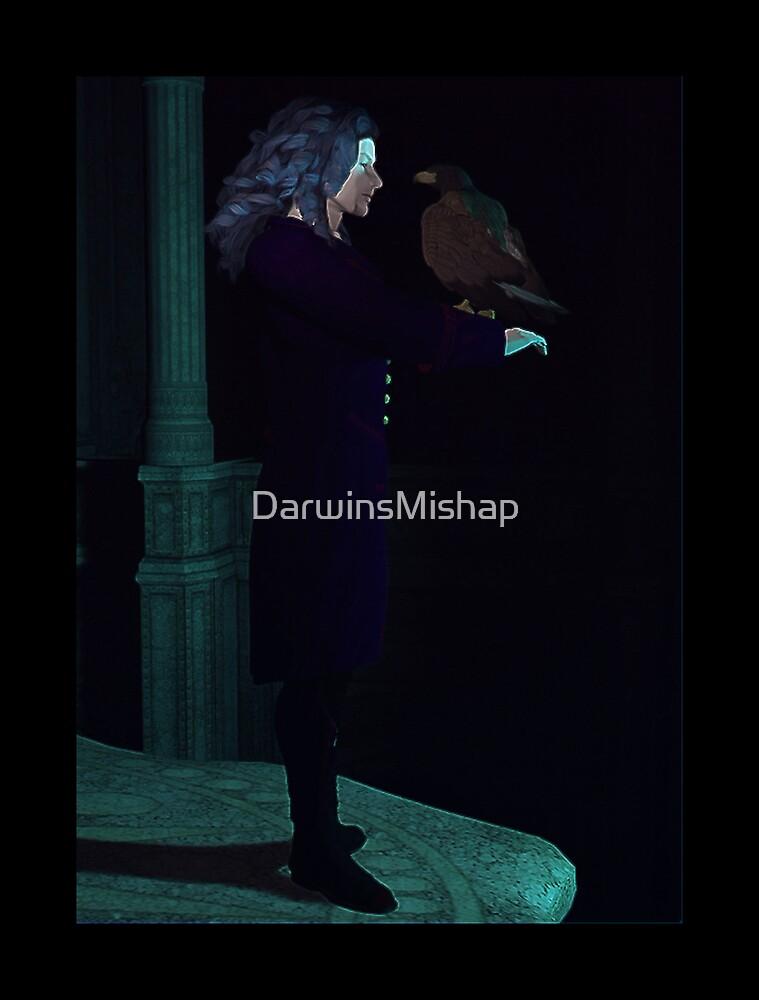 """Find Nicolae, my pet."" by DarwinsMishap"