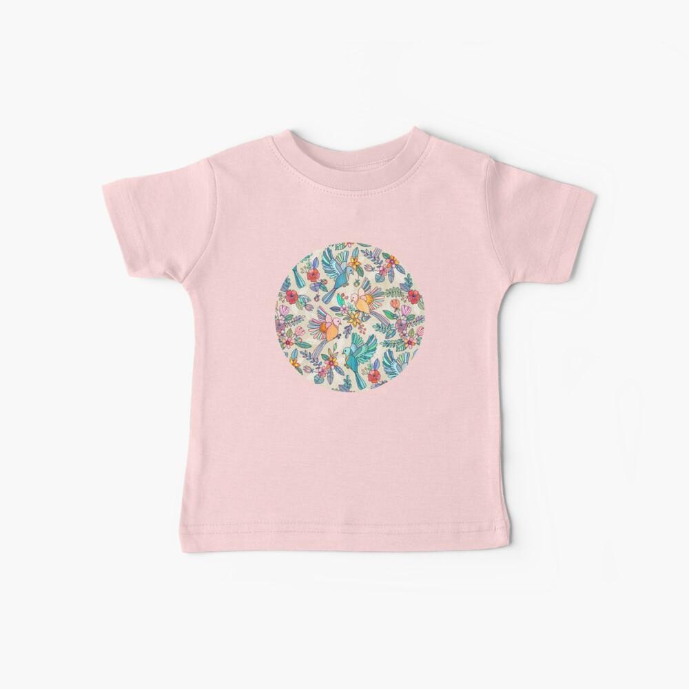 Wunderlicher Sommerflug Baby T-Shirt