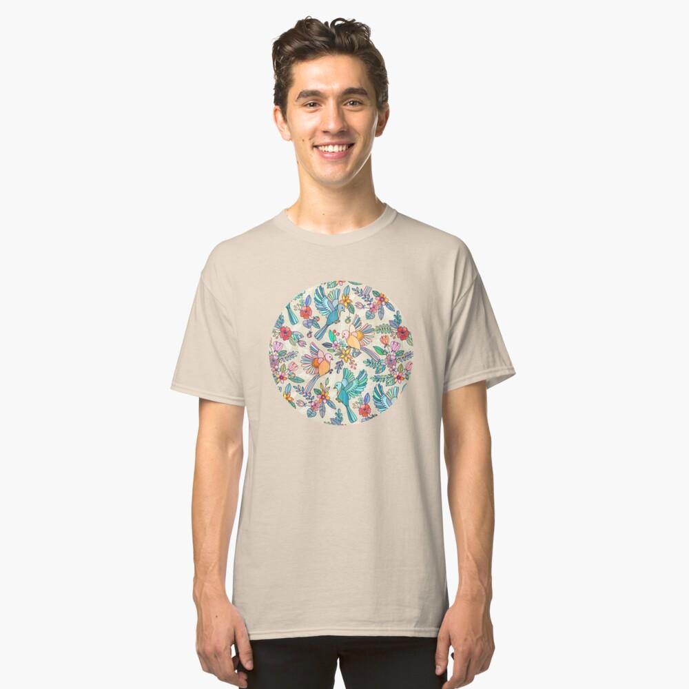 Wunderlicher Sommerflug Classic T-Shirt