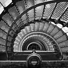 Downward Spiral II by Douglas  Stucky