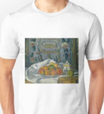 Dish of Apples by Paul Cezanne Unisex T-Shirt