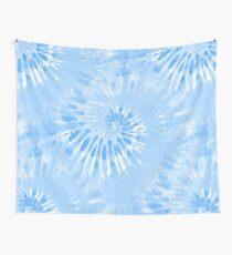 Tie Dye Blue hippy Tapestry