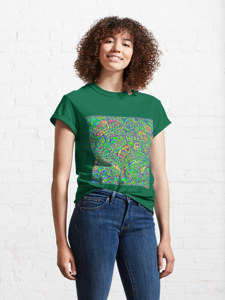 Alternate view of Roses Classic T-Shirt