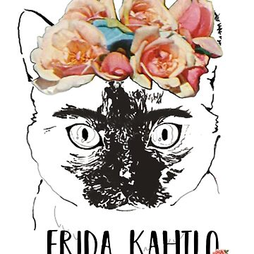 Frida Kahtlo by Lluciaciaia