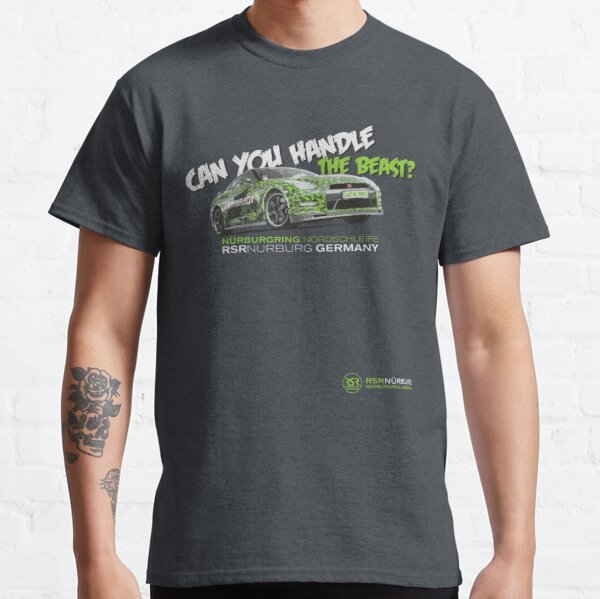 NISSAN GT-R Taxi - Can you handle the beast? Classic T-Shirt