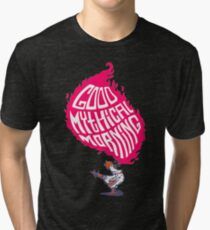 Good Mythical Morning Tri-blend T-Shirt