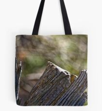 Textured With Age Tote Bag