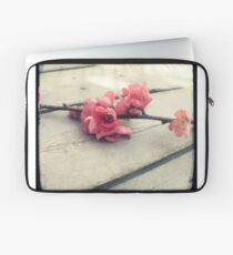 Apple blossom Laptop Sleeve