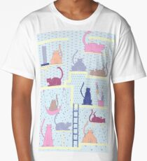 Tails and Ladders Long T-Shirt