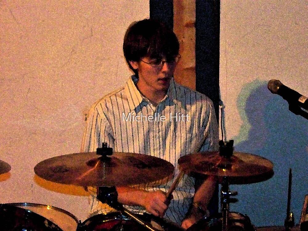 The Drummer by Michelle Hitt