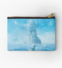 Fresh Air by the Sea  Zipper Pouch