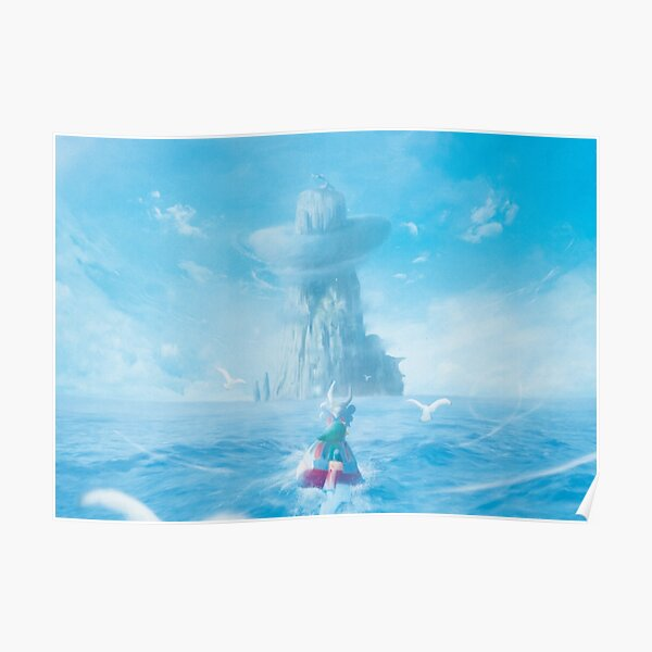 Fresh Air by the Sea  Poster