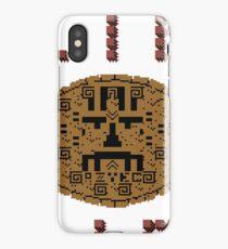 Gaming [C64] - Aztec Challenge iPhone Case/Skin