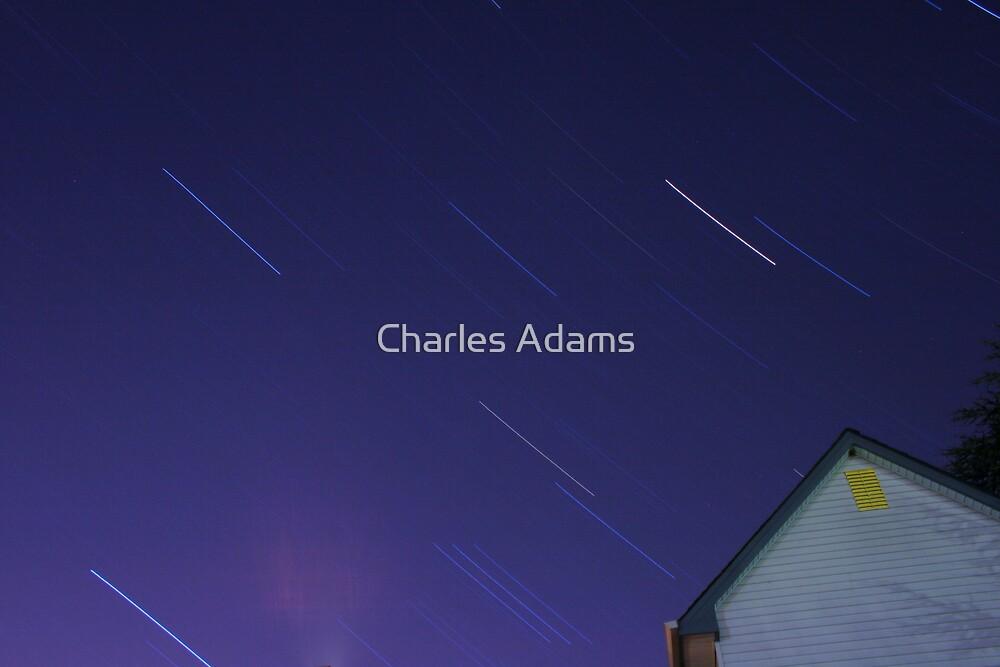 Starstreaks by Charles Adams