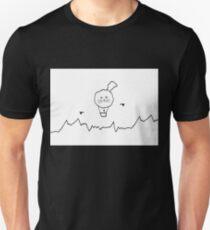 Float Like A Cat Unisex T-Shirt