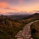 Dawn on the Great Ridge by John Dunbar