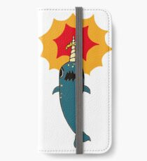 Pizza Narwhal iPhone Wallet/Case/Skin