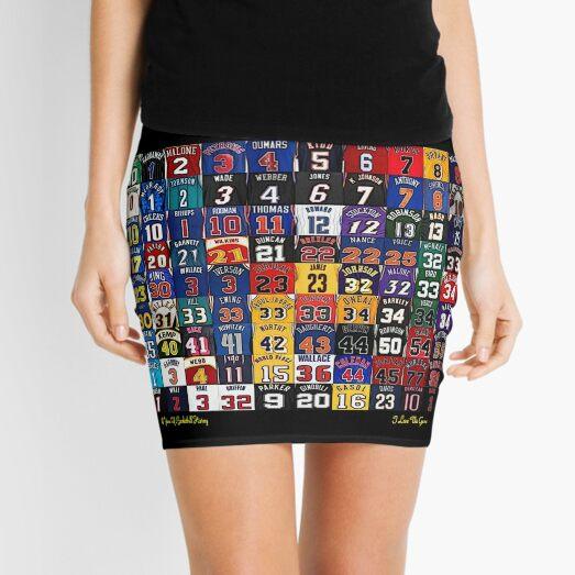 Basketball Legends Mini Skirt
