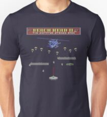Gaming [C64] - Beach Head II (2) The Dictator Strikes Back Unisex T-Shirt