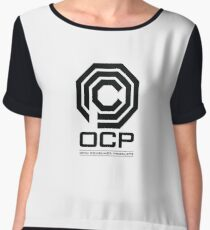 Robocop - OCP Omni Consumer Products Chiffon Top