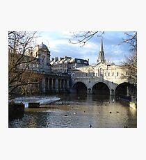 Bath - England Photographic Print