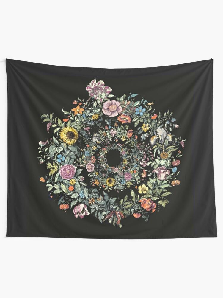 Alternate view of Circle of Life Dark Tapestry