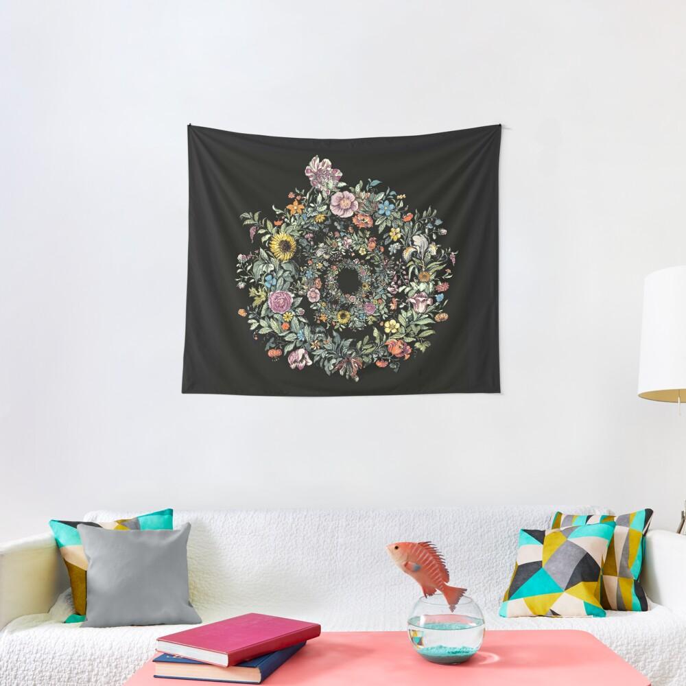 Circle of Life Dark Tapestry