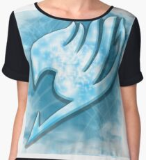 Fairy Tail Women's Chiffon Top