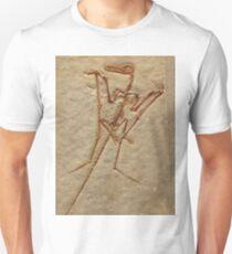 Pterodactyl Fossil Image Unisex T-Shirt