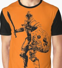 Ancient Warrior Graphic T-Shirt