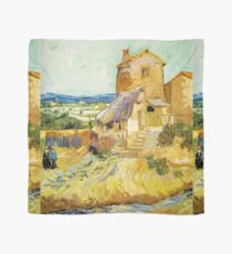 The Old Mill by Vincent Van Gogh Scarf
