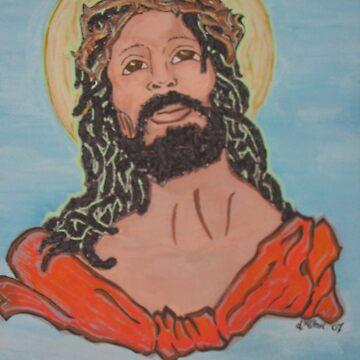 Jesus by deemilton