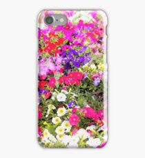 Petunia Patch iPhone Case/Skin
