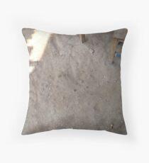 Lay low Throw Pillow